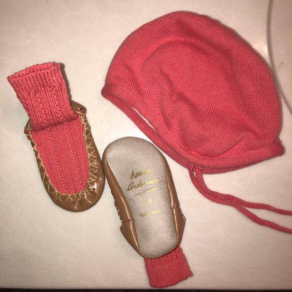 58184e50916 Hanna Andersson Other - Hannah Anderson Hat and Slipper. NEW WITHOUT TAGS